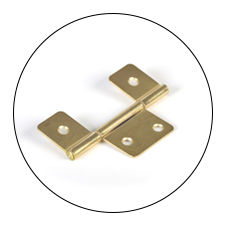 RPC specialty hinges