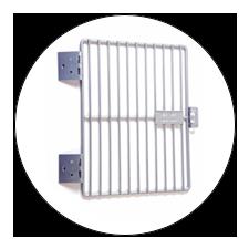 RPC wire doors