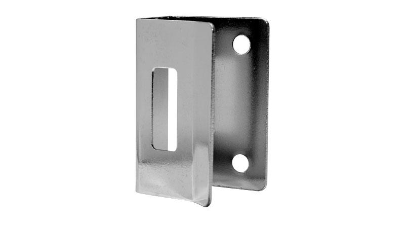 """Thru Door Strike Plate for 13/16"""" Door"""