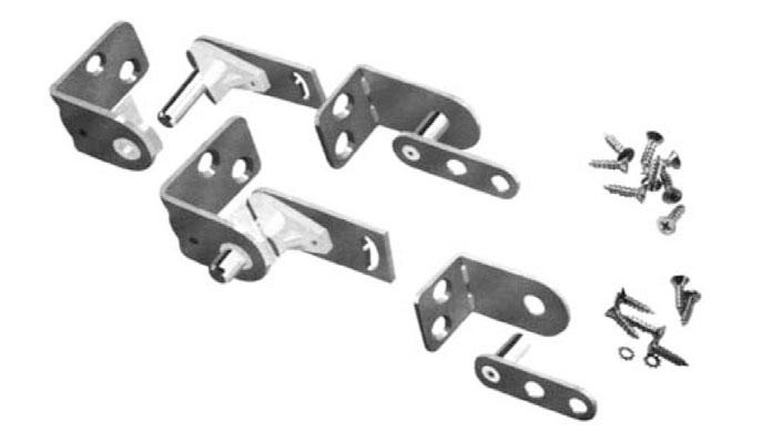 RPC pivot hinge H01-04004-03
