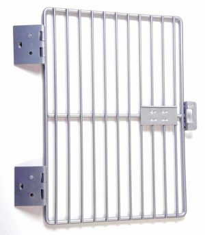 RPC Wire door photo with latch