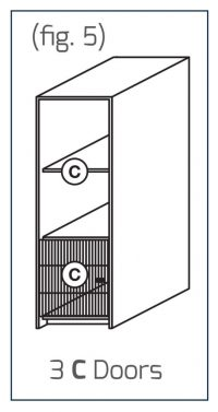 RPC wire door configuration fig 5