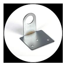 RPC casework hardware