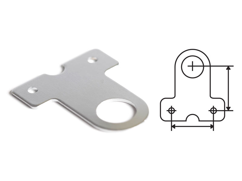 Onset Cabinet Hasp