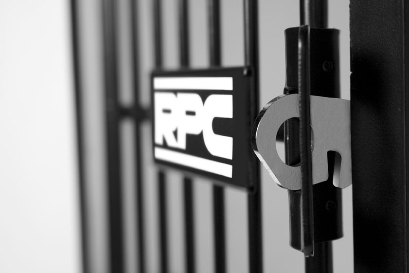 RPC Wire Door latches