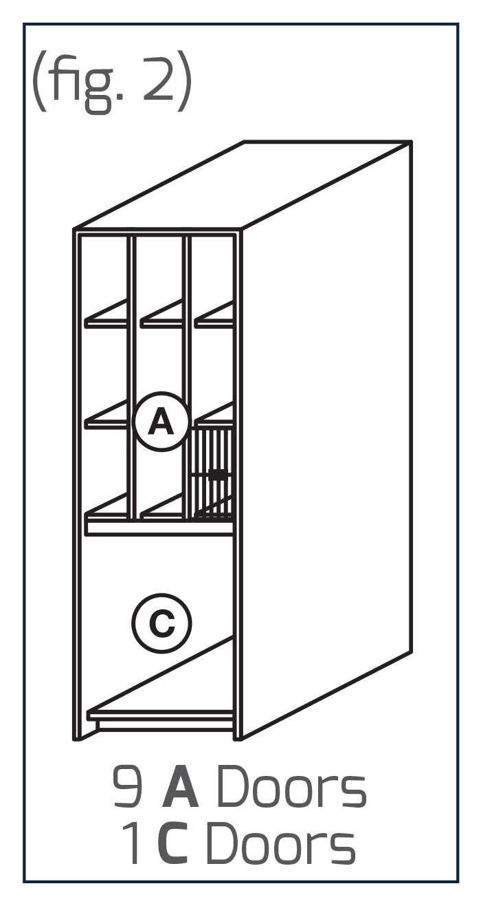 RPC wire door configuration fig 2